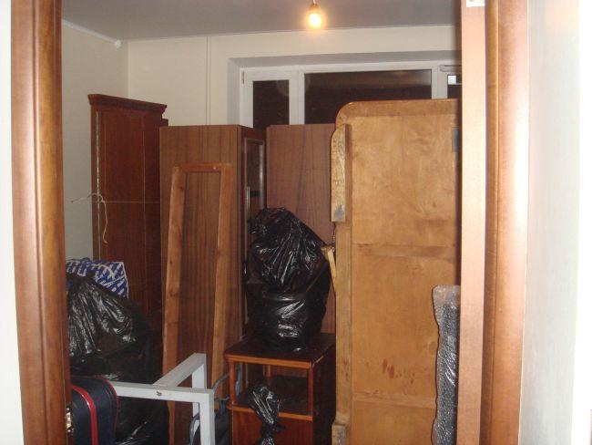 сборка, расстановка мебели