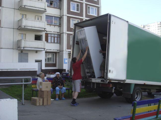 услуги грузчиков в Москве